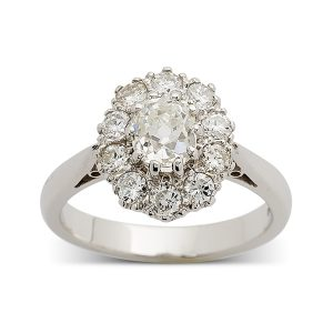 Diamond-cluster