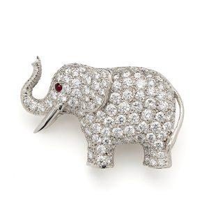 Diamond-elephant