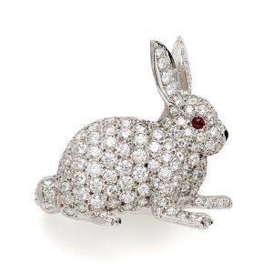Diamond-rabbit