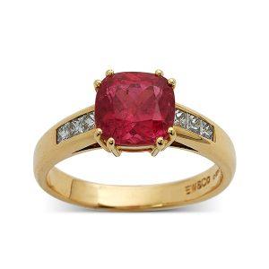 Emerald-cut-ruby-and-diamonds