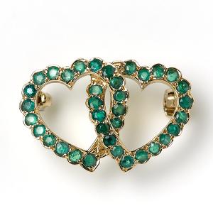 Interlocking-Emerald-Hearts