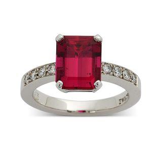 Pink-tourmaline-with-diamond-set-band