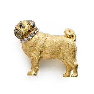 Pug-with-diamond-collar