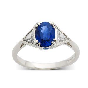 Sapphire-and-diamond-trillions