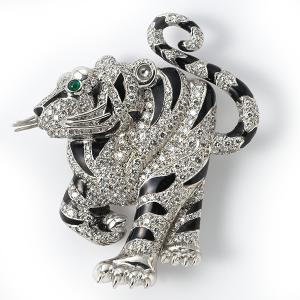 diamond-and-enamel-tiger
