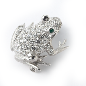 diamond-frog
