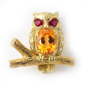 owl-on-branch-with-ruby-eyes