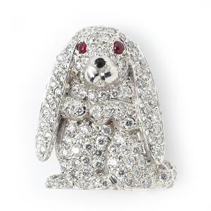 rabbit-with-diamonds-and-rubies