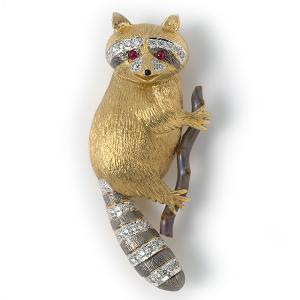 raccoon-with-diamonds