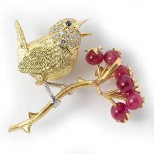 songbird-on-branch