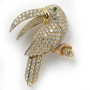 toucan-with-diamonds